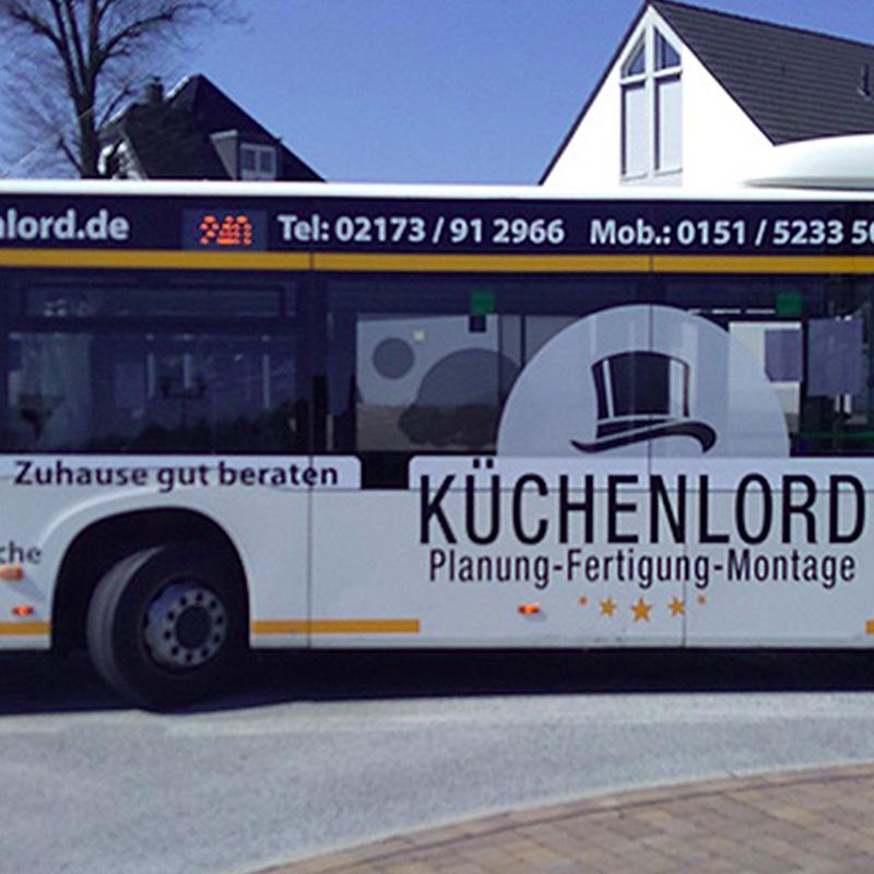 Wirksame Busgestaltung