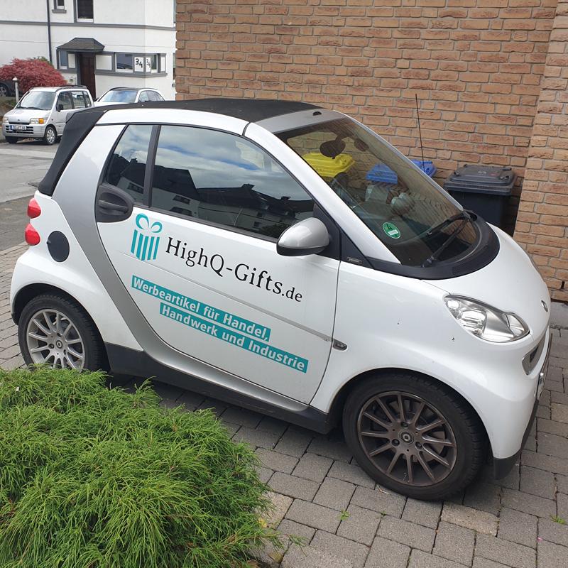 Preiswerte Fahrzeuggestaltungen Smart